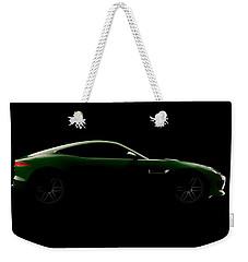 Jaguar F-type - Side View Weekender Tote Bag