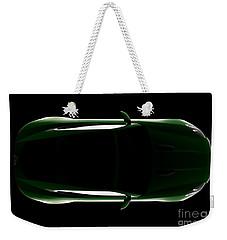 Jaguar F-type - Top View Weekender Tote Bag