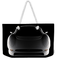 Jaguar Xj220 - Front View Weekender Tote Bag