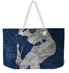 Jake Arrieta Chicago Cubs Art Weekender Tote Bag