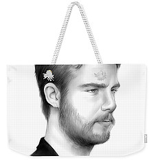 Jake Mcdorman Weekender Tote Bag