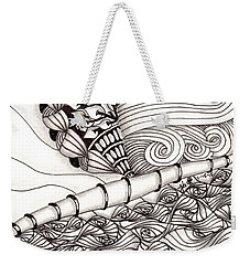 Jamaican Dreams Weekender Tote Bag