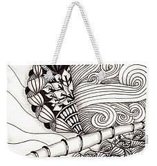 Jamaican Dreams Weekender Tote Bag by Jan Steinle
