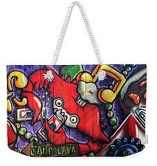 Jambalaya Weekender Tote Bag