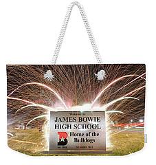 James Bowie High School Weekender Tote Bag