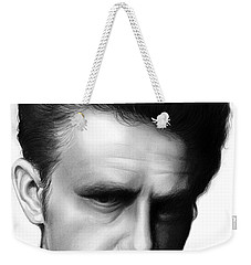 James Dean Weekender Tote Bag by Greg Joens