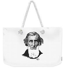 James Kipp Weekender Tote Bag