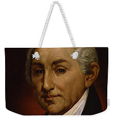 James Monroe - President Of The United States Of America Weekender Tote Bag by International  Images