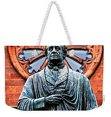 James Smithson Weekender Tote Bag by Christopher Holmes