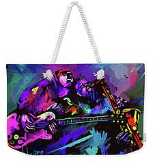 Jammin' The Funk Weekender Tote Bag