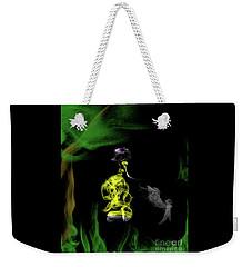 Jane Of The Jungle Weekender Tote Bag