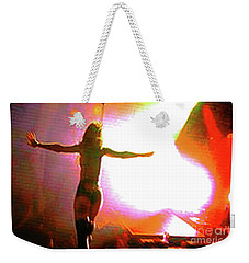 Jane's Addiction Weekender Tote Bag