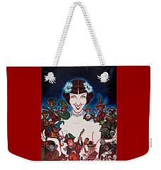 Janet Klein Weekender Tote Bag