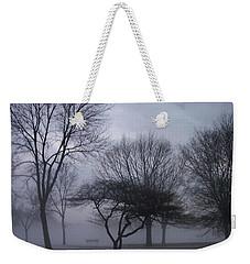January Fog 6 Weekender Tote Bag