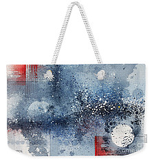 January Weekender Tote Bag
