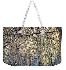 January,1-st, 14.35 #h4 Weekender Tote Bag