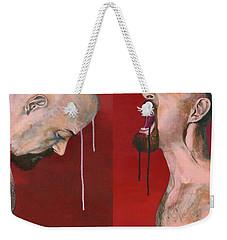 Janus Weekender Tote Bag