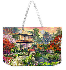Japan Garden Variant 2 Weekender Tote Bag
