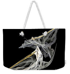 Japanese Aikido Warriors Weekender Tote Bag