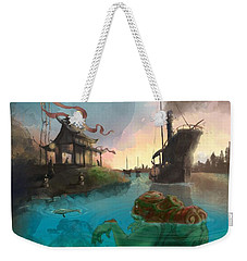 Japanese Fable 2 Weekender Tote Bag