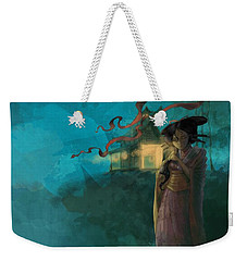 Japanese Fable Weekender Tote Bag