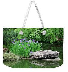 Japanese Gardens - Spring 02 Weekender Tote Bag