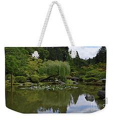 Japanese Gardens 3 Weekender Tote Bag