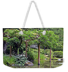 Japanese Gardens 4 Weekender Tote Bag