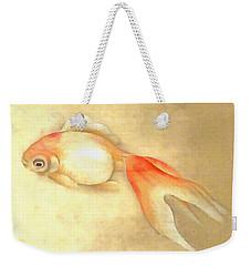 Japanese Goldfish Weekender Tote Bag