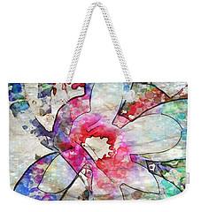 Japanese Magnolia  Weekender Tote Bag