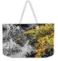 Japanese Maple Pop Weekender Tote Bag