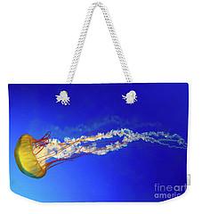 Japanese Sea Nettle Jellyfish Weekender Tote Bag