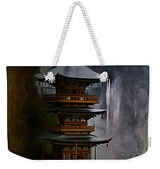 Japanese Temple. Weekender Tote Bag
