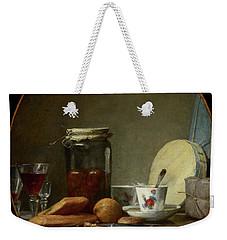 Jar Of Apricots Weekender Tote Bag