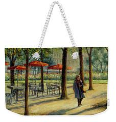 Jardin Des Tuileries In October Weekender Tote Bag