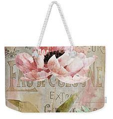 Jardin Rouge I Weekender Tote Bag by Mindy Sommers