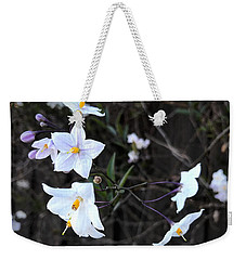 Jasmine On My Mind Weekender Tote Bag
