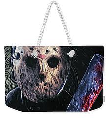 Jason Voorhees Weekender Tote Bag
