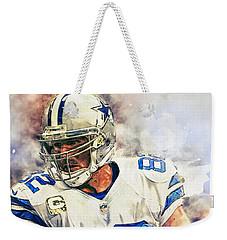 Jason Witten Weekender Tote Bag