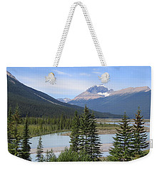 Jasper Alberta Weekender Tote Bag