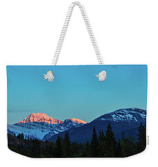 Jasper National Park Weekender Tote Bag