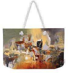 Jasper Weekender Tote Bag