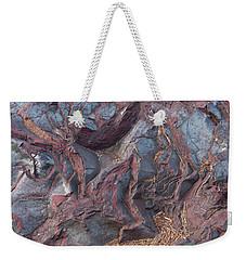 Jaspilite Weekender Tote Bag