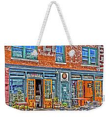 Java House Weekender Tote Bag