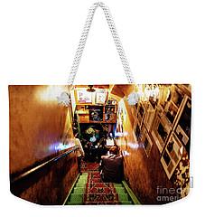 Jazz Club Weekender Tote Bag