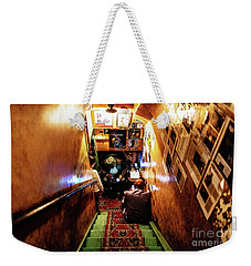 Jazz Club Weekender Tote Bag