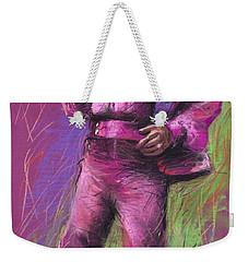 Jazz James Brown Weekender Tote Bag