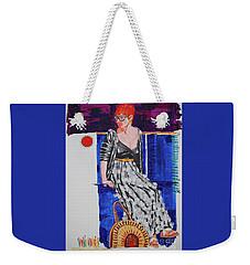 Jazz On The Square Weekender Tote Bag