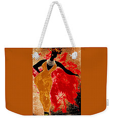 Jazz Reach For It Weekender Tote Bag