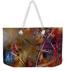 Jazzed Weekender Tote Bag